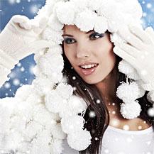 как защитить лицо зимой