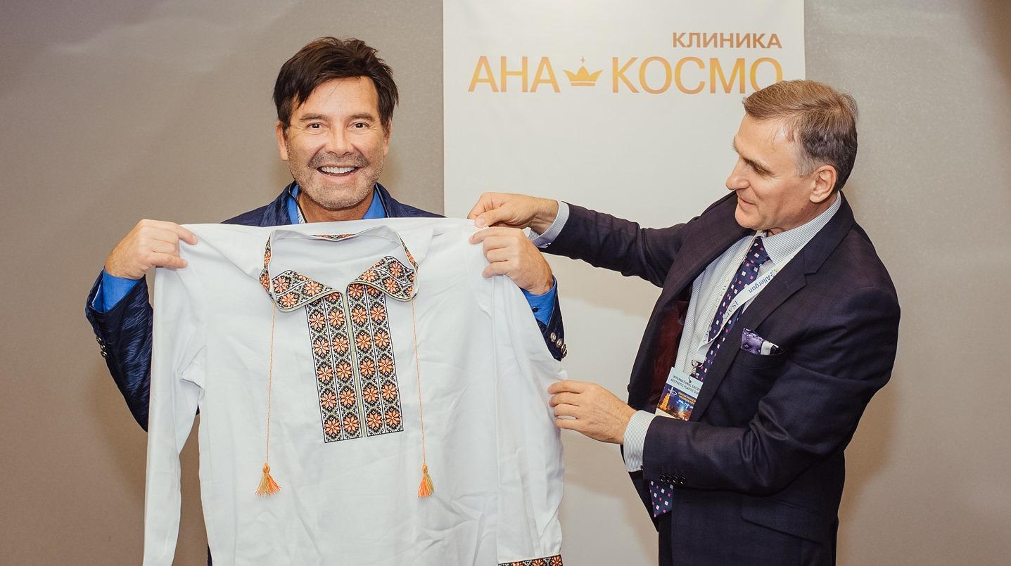 Голливудский пластический хирург в Киеве!