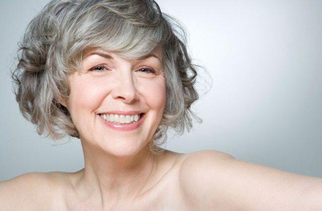 Возрастные изменения кожи после 50–55