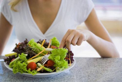 Как убрать живот диетой