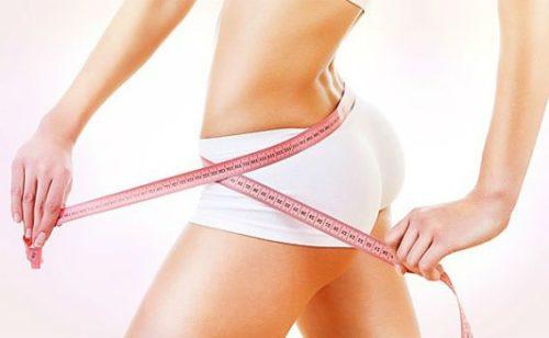 Быстро убрать жир на животе и боках
