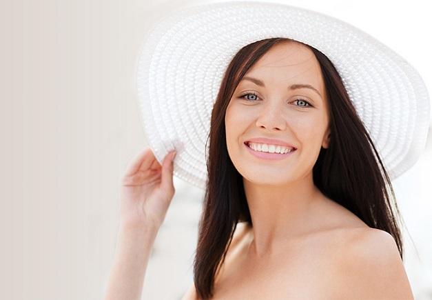-15% на курс процедур «Отпуск без морщин: защита кожи от солнца и старения»